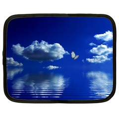 Sky Netbook Case (xl) by Siebenhuehner
