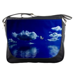Sky Messenger Bag