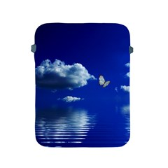 Sky Apple Ipad 2/3/4 Protective Soft Case by Siebenhuehner
