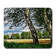 Trees Large Mouse Pad (rectangle) by Siebenhuehner