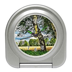 Trees Desk Alarm Clock by Siebenhuehner