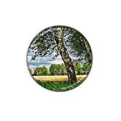 Trees Golf Ball Marker (for Hat Clip) by Siebenhuehner