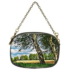 Trees Chain Purse (two Sided)  by Siebenhuehner