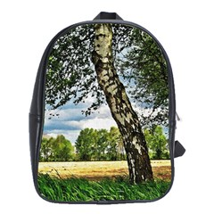 Trees School Bag (large) by Siebenhuehner