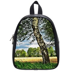 Trees School Bag (small) by Siebenhuehner