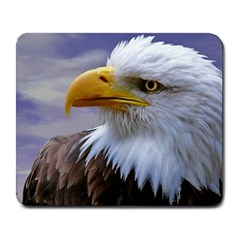 Bald Eagle Large Mouse Pad (rectangle) by Siebenhuehner