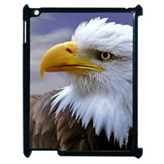 Bald Eagle Apple Ipad 2 Case (black) by Siebenhuehner