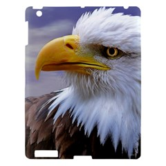 Bald Eagle Apple Ipad 3/4 Hardshell Case by Siebenhuehner
