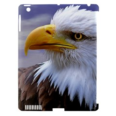 Bald Eagle Apple Ipad 3/4 Hardshell Case (compatible With Smart Cover) by Siebenhuehner