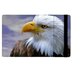 Bald Eagle Apple Ipad 2 Flip Case by Siebenhuehner