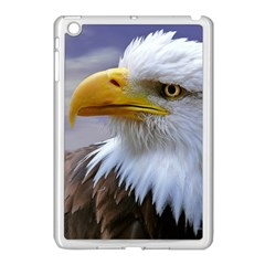 Bald Eagle Apple Ipad Mini Case (white) by Siebenhuehner