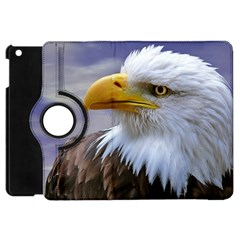 Bald Eagle Apple Ipad Mini Flip 360 Case by Siebenhuehner