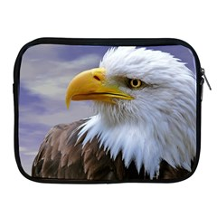 Bald Eagle Apple Ipad 2/3/4 Zipper Case by Siebenhuehner
