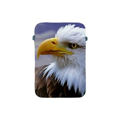 Bald Eagle Apple Ipad Mini Protective Soft Case by Siebenhuehner