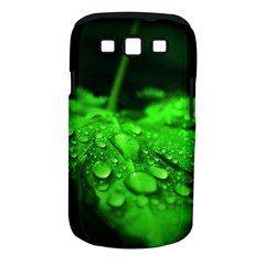 Waterdrops Samsung Galaxy S Iii Classic Hardshell Case (pc+silicone) by Siebenhuehner