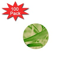 Bamboo 1  Mini Button (100 Pack) by Siebenhuehner
