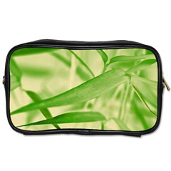 Bamboo Travel Toiletry Bag (two Sides) by Siebenhuehner