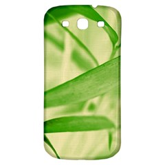 Bamboo Samsung Galaxy S3 S Iii Classic Hardshell Back Case by Siebenhuehner