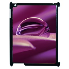 Waterdrop Apple Ipad 2 Case (black) by Siebenhuehner