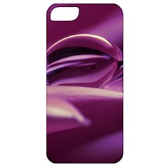Waterdrop Apple Iphone 5 Classic Hardshell Case by Siebenhuehner