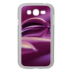 Waterdrop Samsung Galaxy Grand Duos I9082 Case (white) by Siebenhuehner