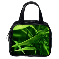 Bamboo Classic Handbag (one Side) by Siebenhuehner