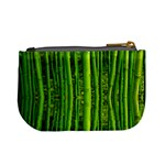 Bamboo Coin Change Purse Back