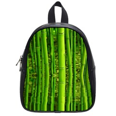 Bamboo School Bag (small) by Siebenhuehner