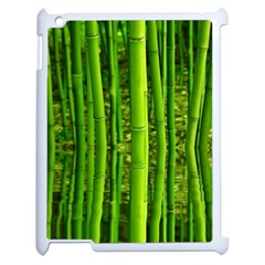 Bamboo Apple Ipad 2 Case (white)