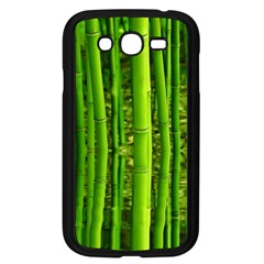 Bamboo Samsung Galaxy Grand Duos I9082 Case (black) by Siebenhuehner