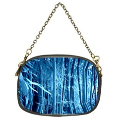 Blue Bamboo Chain Purse (one Side) by Siebenhuehner