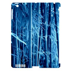 Blue Bamboo Apple Ipad 3/4 Hardshell Case (compatible With Smart Cover) by Siebenhuehner