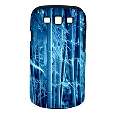 Blue Bamboo Samsung Galaxy S Iii Classic Hardshell Case (pc+silicone) by Siebenhuehner