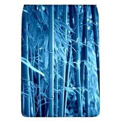 Blue Bamboo Removable Flap Cover (large) by Siebenhuehner
