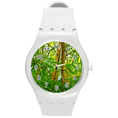 Bamboo Plastic Sport Watch (medium) by Siebenhuehner
