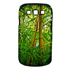 Bamboo Samsung Galaxy S Iii Classic Hardshell Case (pc+silicone) by Siebenhuehner
