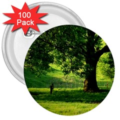 Trees 3  Button (100 Pack) by Siebenhuehner