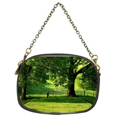 Trees Chain Purse (one Side) by Siebenhuehner