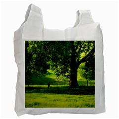 Trees Recycle Bag (one Side) by Siebenhuehner