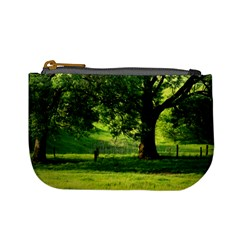 Trees Coin Change Purse by Siebenhuehner