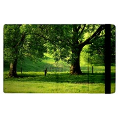 Trees Apple Ipad 3/4 Flip Case by Siebenhuehner