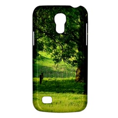 Trees Samsung Galaxy S4 Mini Hardshell Case  by Siebenhuehner