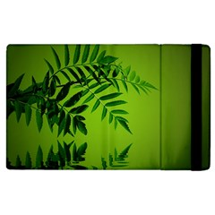 Leaf Apple Ipad 3/4 Flip Case by Siebenhuehner