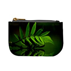 Leaf Coin Change Purse by Siebenhuehner