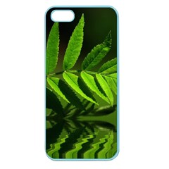 Leaf Apple Seamless Iphone 5 Case (color) by Siebenhuehner