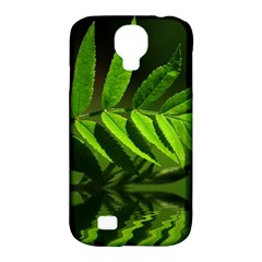 Leaf Samsung Galaxy S4 Classic Hardshell Case (pc+silicone) by Siebenhuehner
