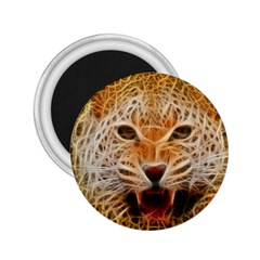 Jaguar Electricfied 2 25  Button Magnet by masquerades