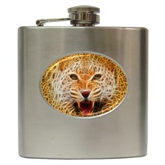 Jaguar Electricfied Hip Flask by masquerades