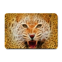 Jaguar Electricfied Small Door Mat by masquerades