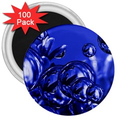 Magic Balls 3  Button Magnet (100 Pack) by Siebenhuehner